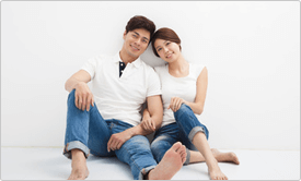 FERTILITY & IVF, couple